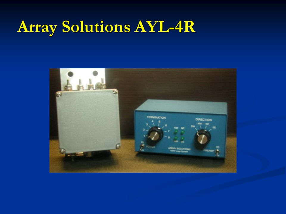 Array Solutions AYL-4R