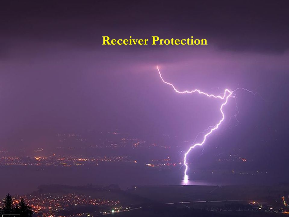 Receiver Protection
