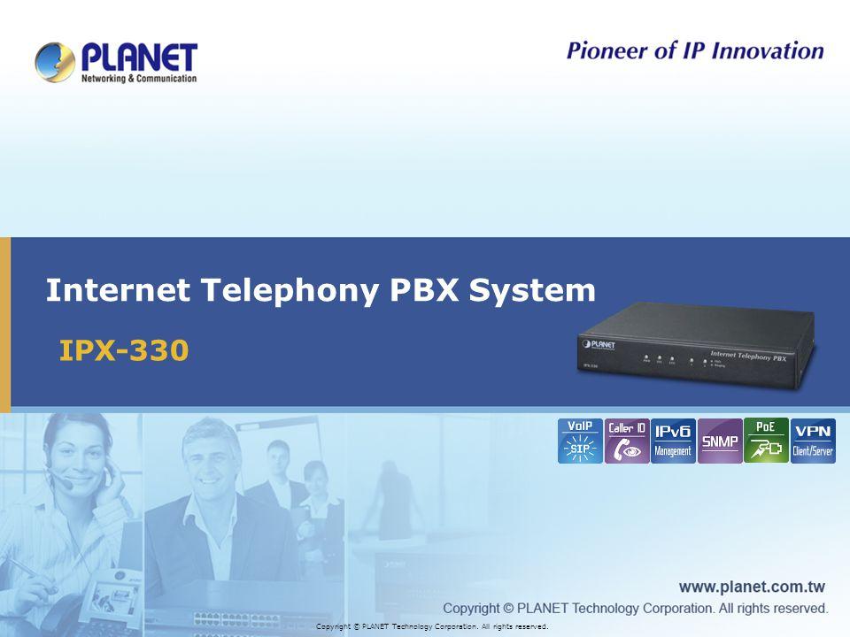 Internet Telephony PBX System