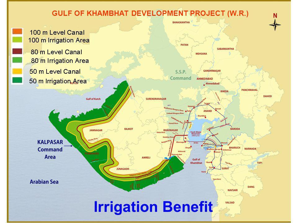 GULF OF KHAMBHAT DEVELOPMENT PROJECT (W.R.)