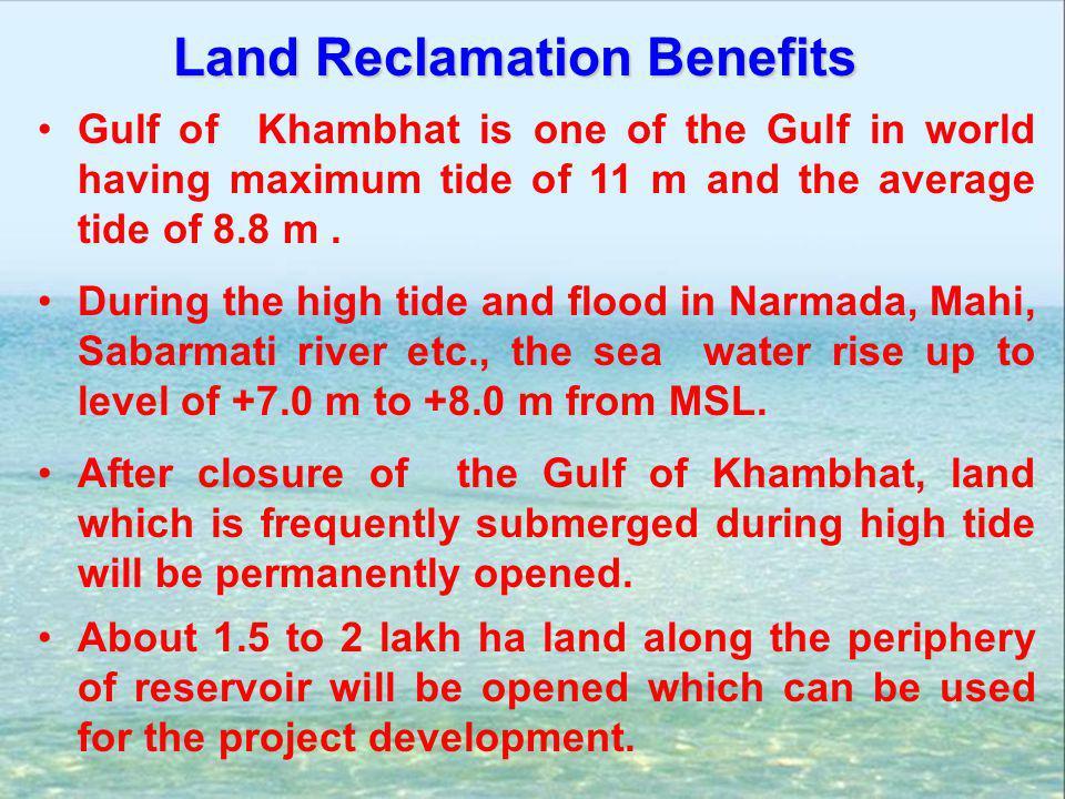 Land Reclamation Benefits