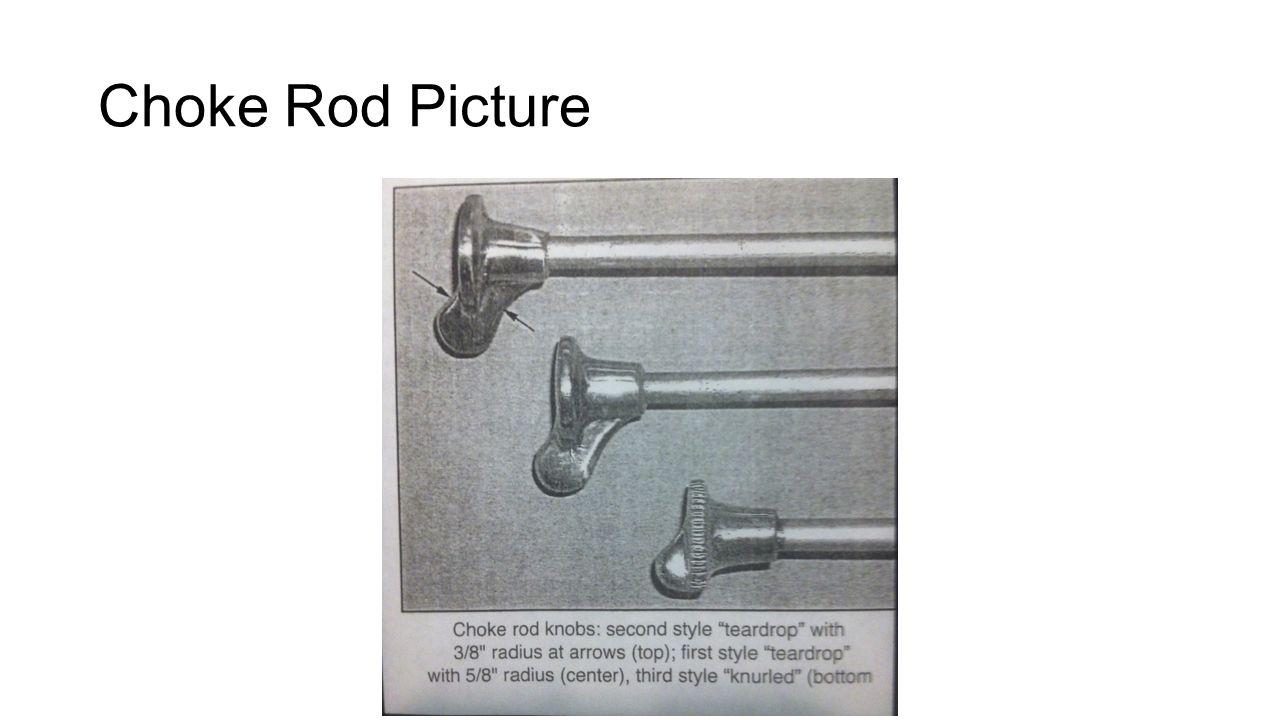 Choke Rod Picture