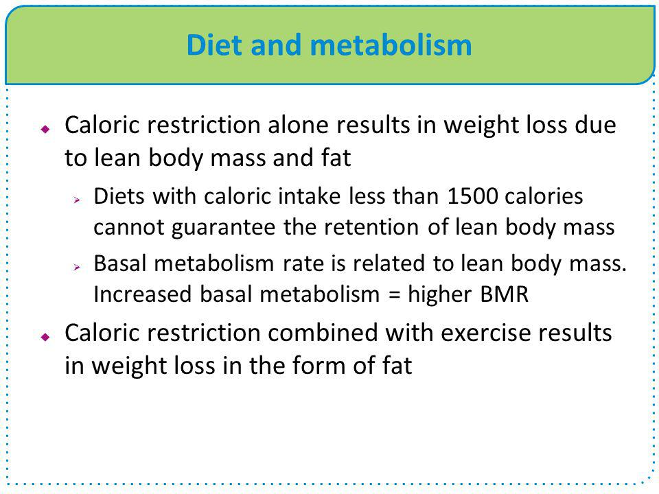 how to make lean body mass
