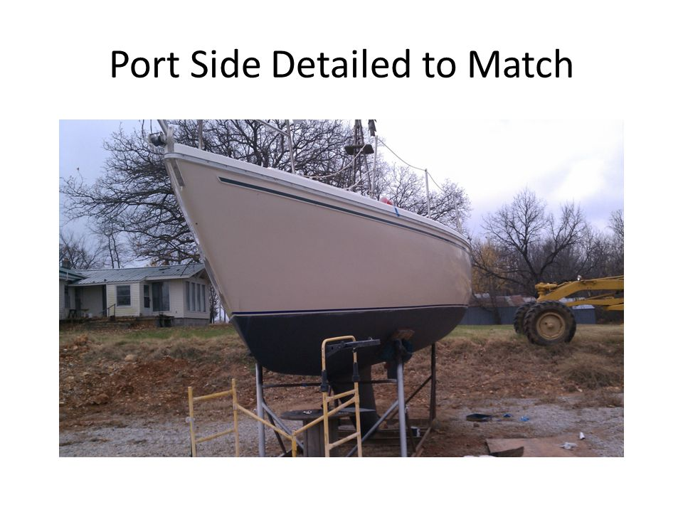 Port Side Detailed to Match