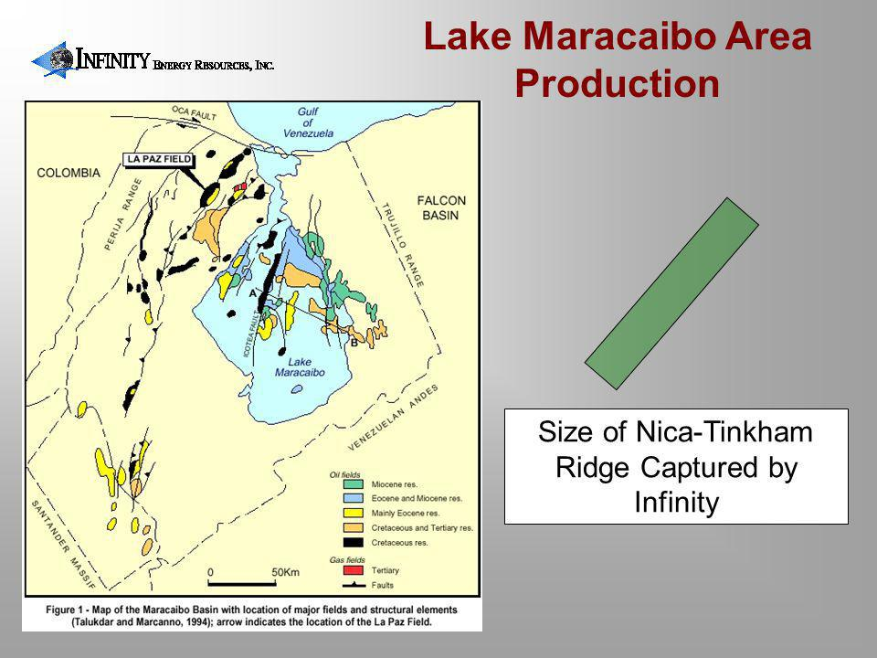 Lake Maracaibo Area Production