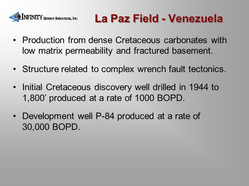La Paz Field - Venezuela