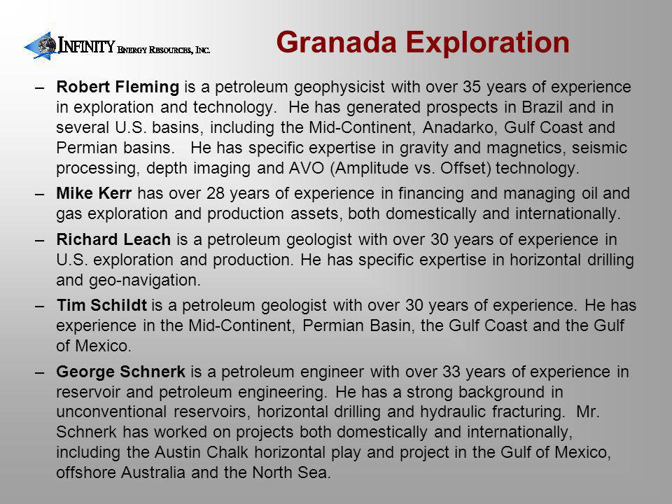 Granada Exploration