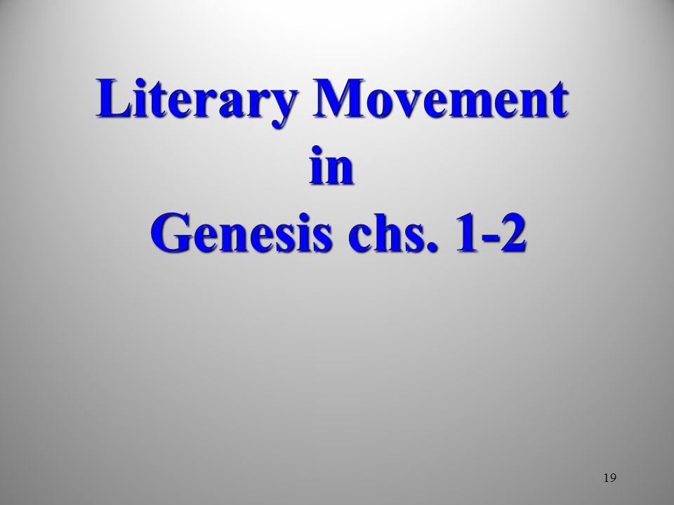 literary examination of genesis 22 1 18 Based on a close examination of the biblical text and the cultural context in which genesis literary approaches to the days of genesis 1 are preferred by evolutionary creationists like those in the biologos community as well as some the numerology of genesis 1 january 22.