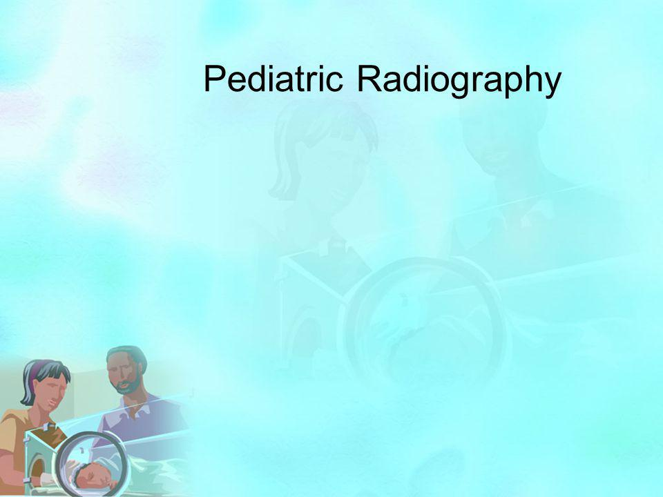 Pediatric Radiography