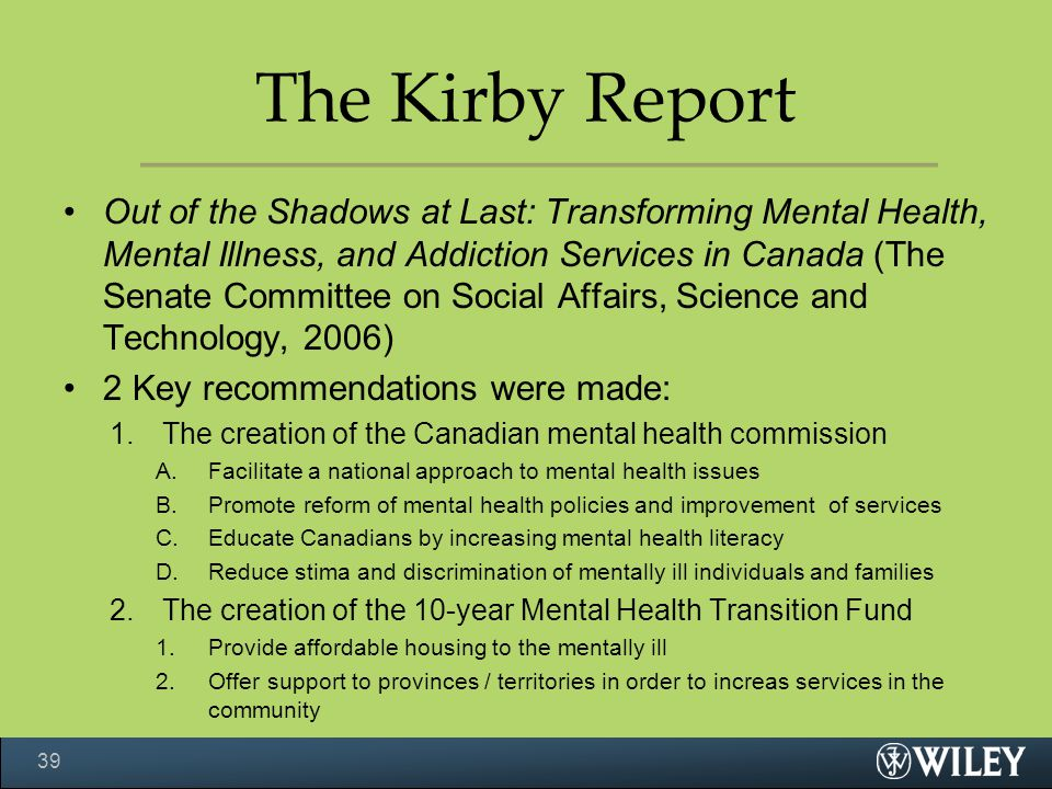 The Kirby Report