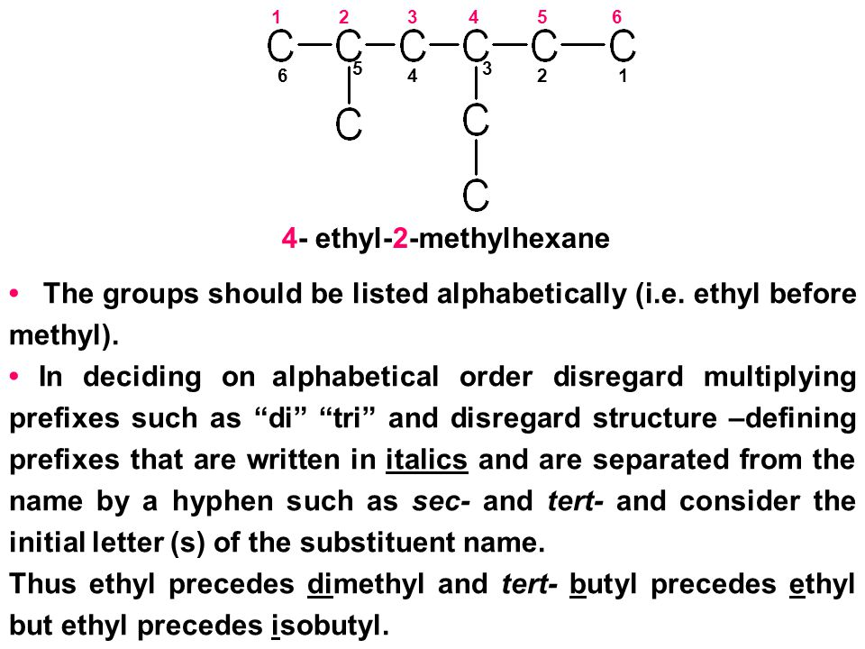 4- ethyl-2-methylhexane