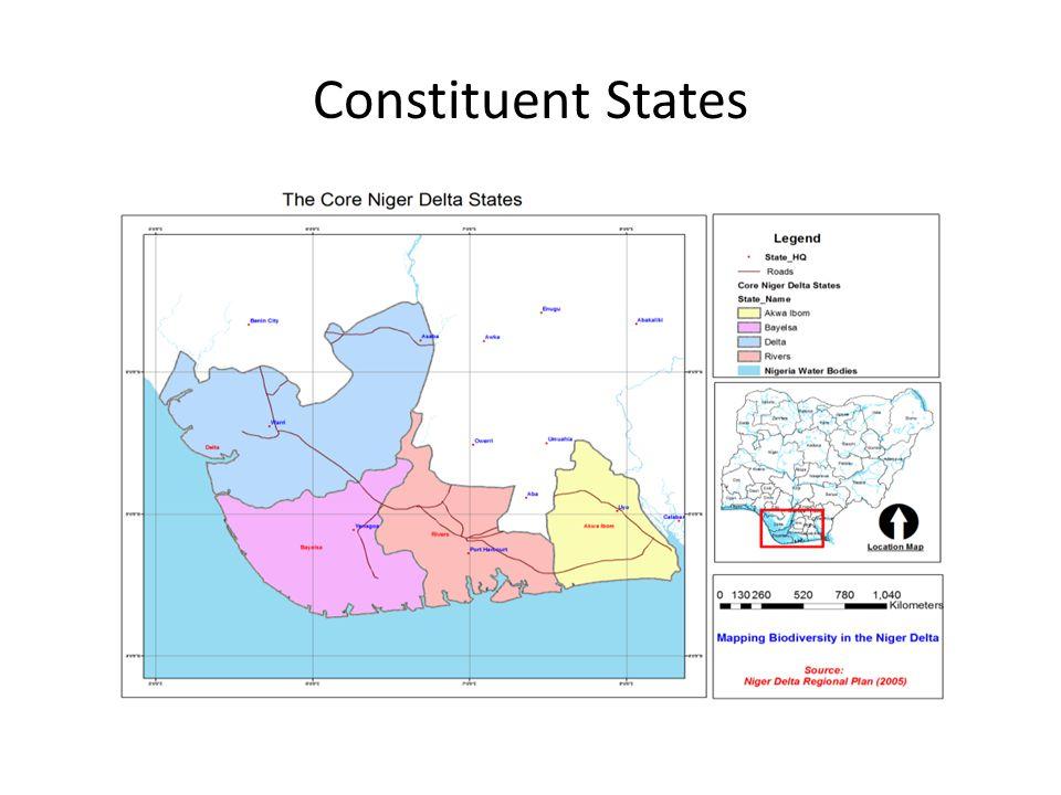 Constituent States
