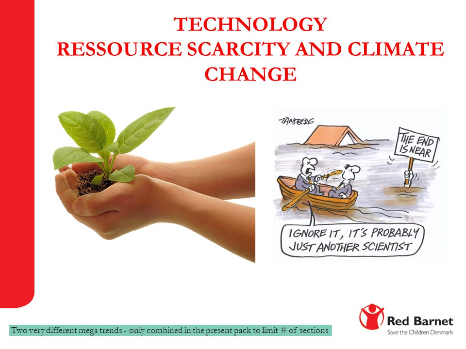TECHNOLOGY RESSOURCE SCARCITY AND CLIMATE CHANGE