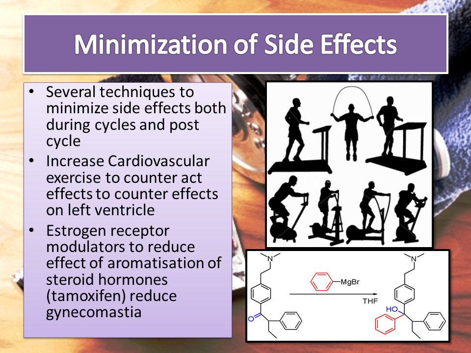 Minimization of Side Effects