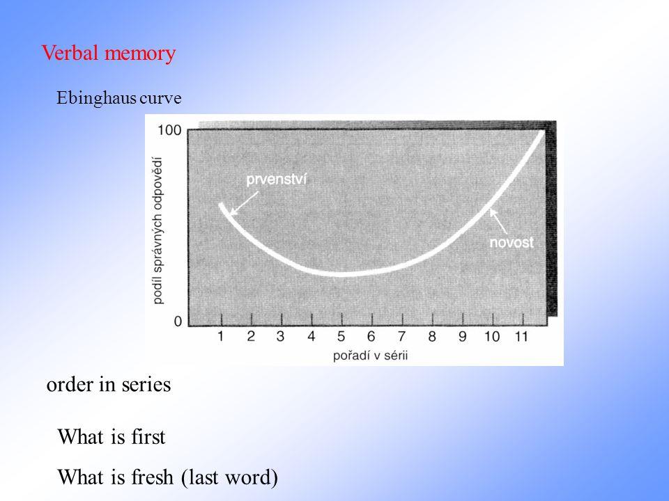 What is fresh (last word)
