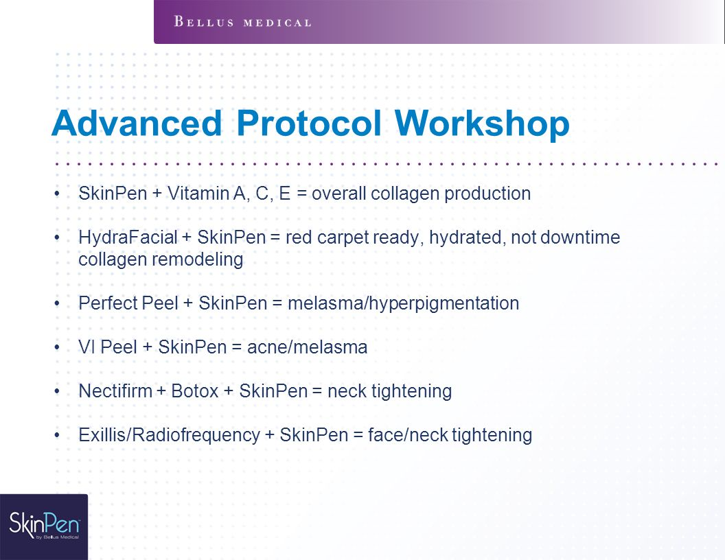 Advanced Protocol Workshop