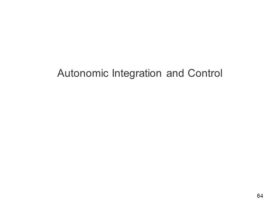 Autonomic Integration and Control