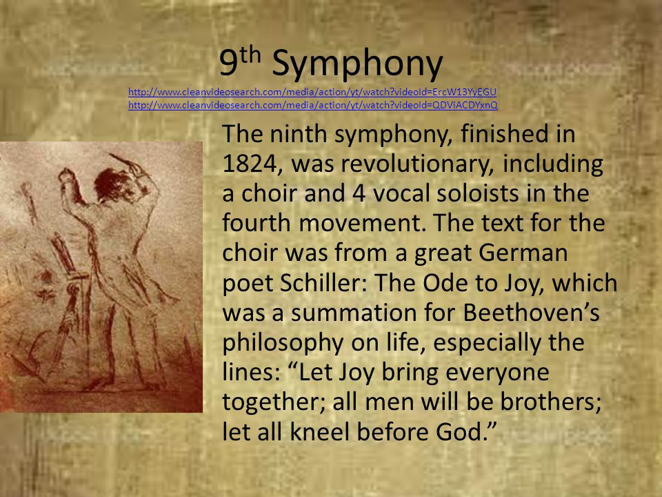 9th Symphony http://www.cleanvideosearch.com/media/action/yt/watch videoId=ErcW13YyEGU.