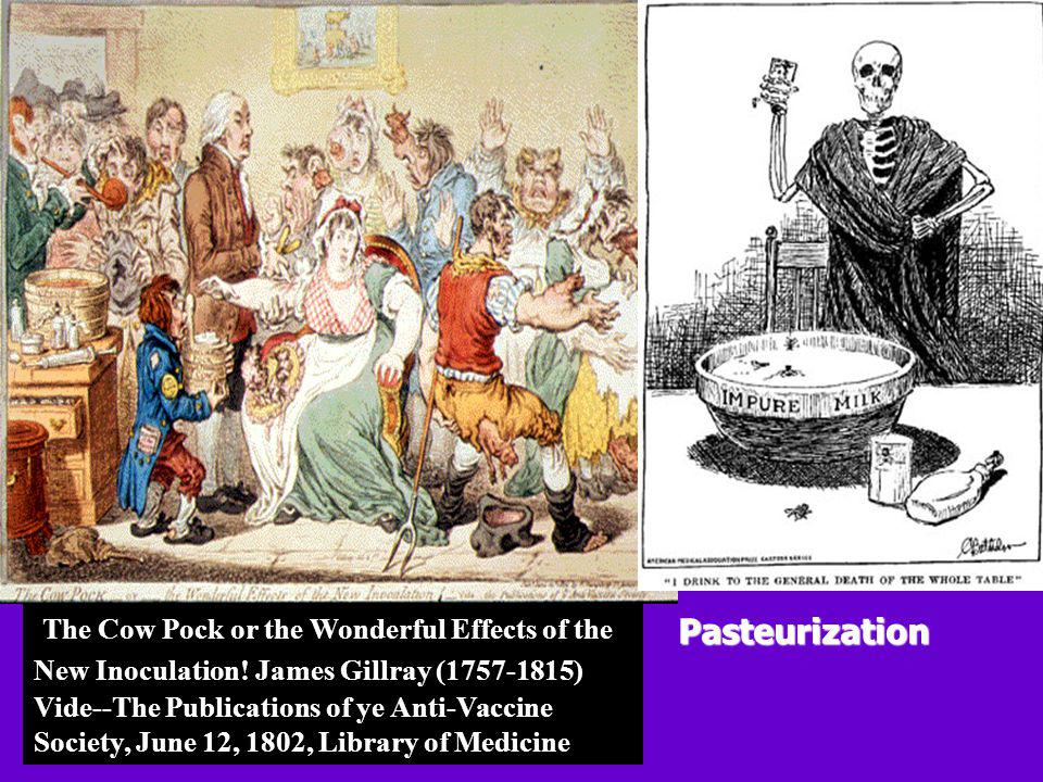 The Cow Pock or the Wonderful Effects of the New Inoculation