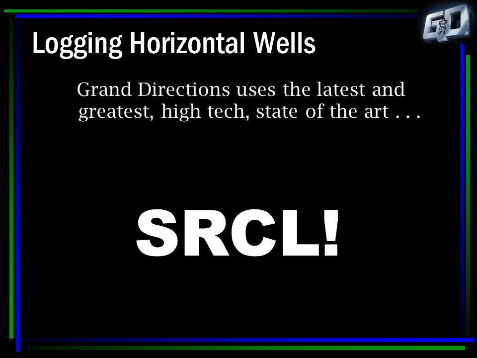 Logging Horizontal Wells