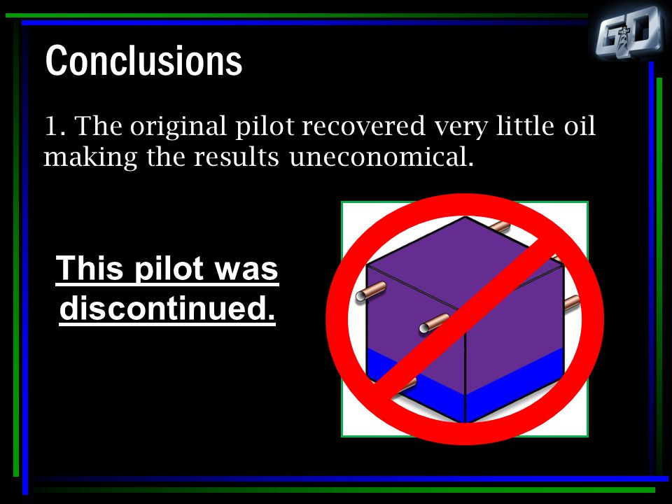 This pilot was discontinued.