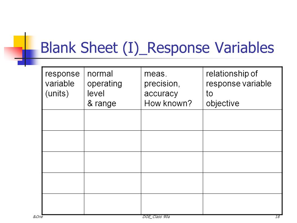 Blank Sheet (I)_Response Variables