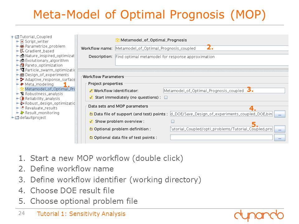 Meta-Model of Optimal Prognosis (MOP)