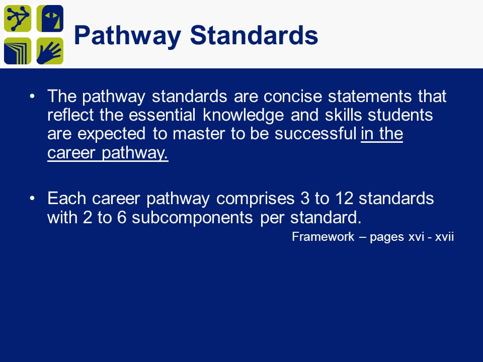 Pathway Standards