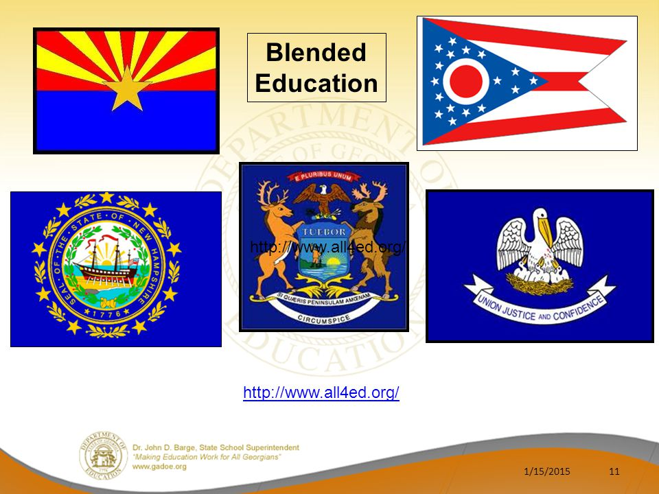 Blended Education http://www.all4ed.org/ http://www.all4ed.org/