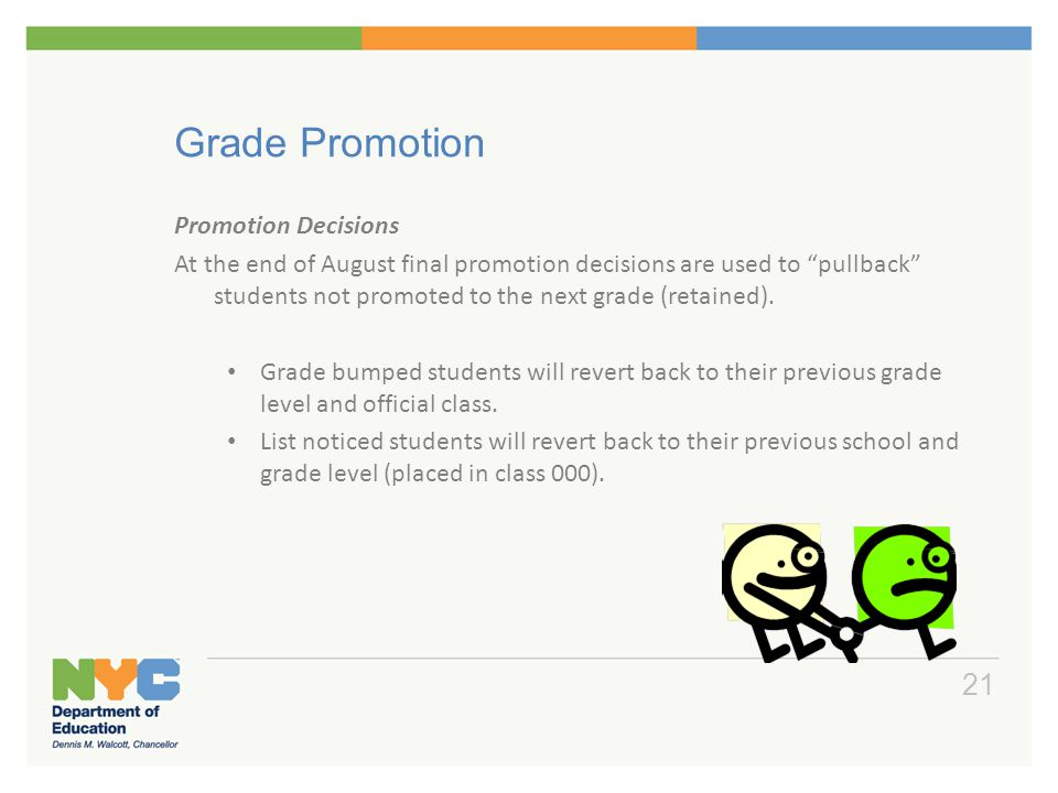 Functions designed to assign students in your terminating grade to new schools.