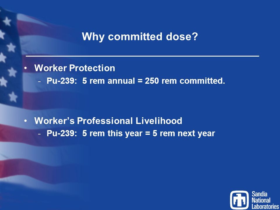 Why committed dose Worker Protection Worker's Professional Livelihood