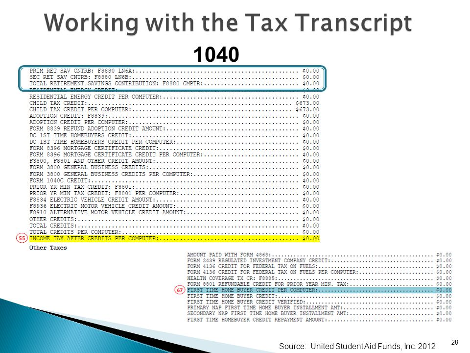 what is line 56 on 1040 tax form