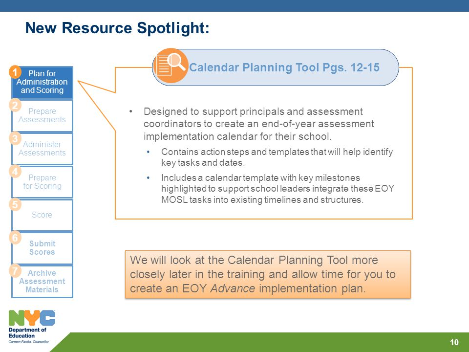 New Resource Spotlight: