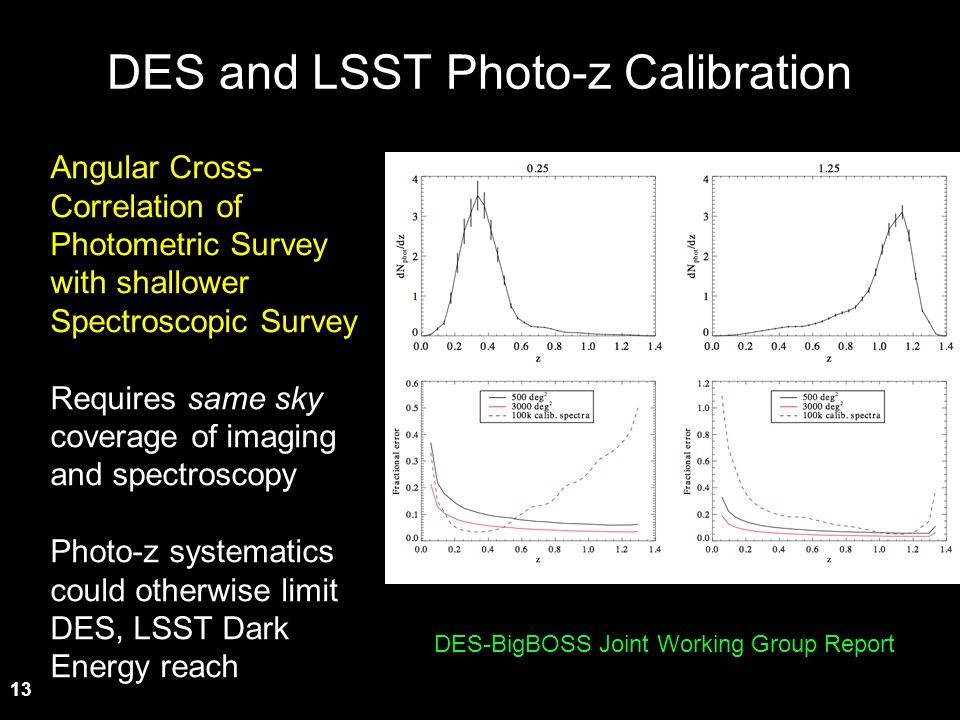 DES and LSST Photo-z Calibration