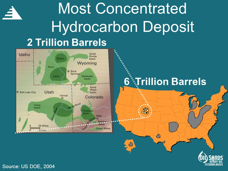 Most Concentrated Hydrocarbon Deposit
