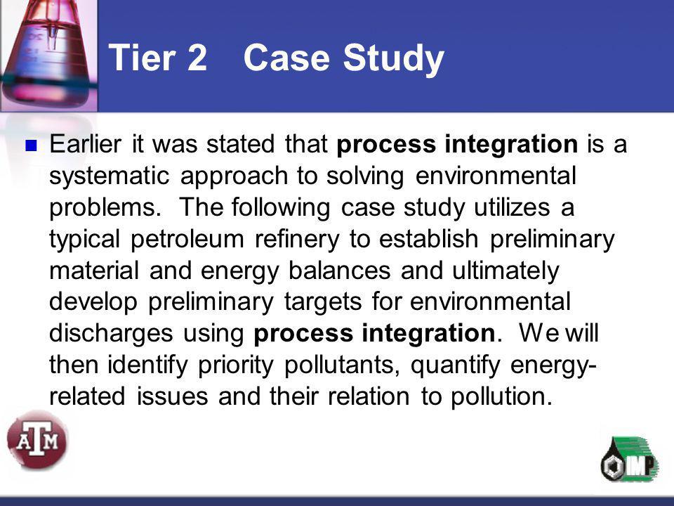 Tier 2 Case Study