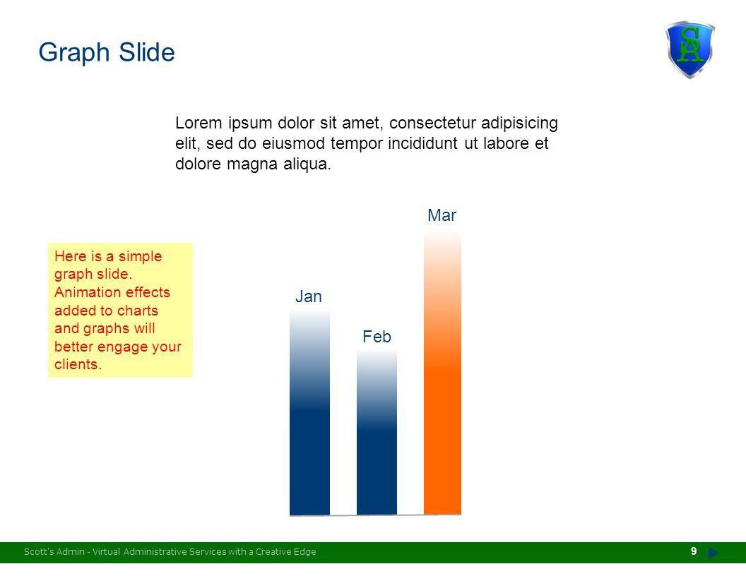 Graph Slide Graph Slide.