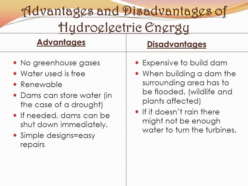 rainy season advantages and disadvantages