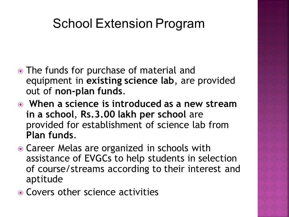 School Extension Program
