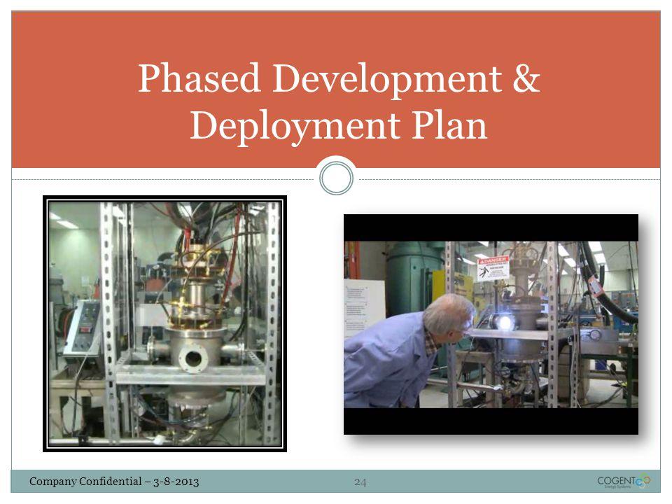 Phased Development & Deployment Plan
