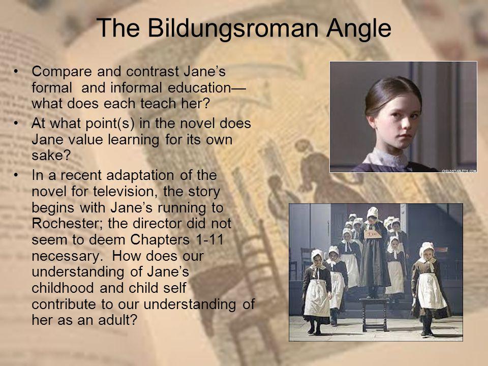 The Bildungsroman Angle