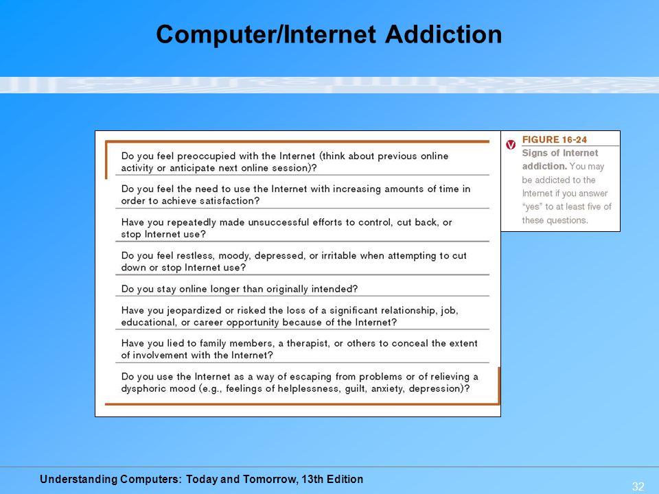 Computer/Internet Addiction