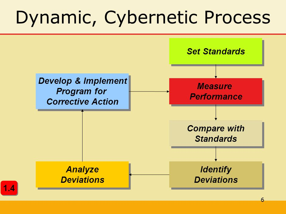 Dynamic, Cybernetic Process