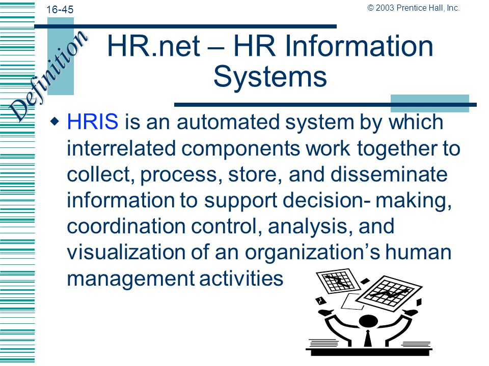 HR.net – HR Information Systems