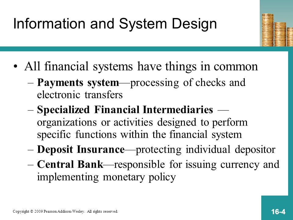 Information and System Design