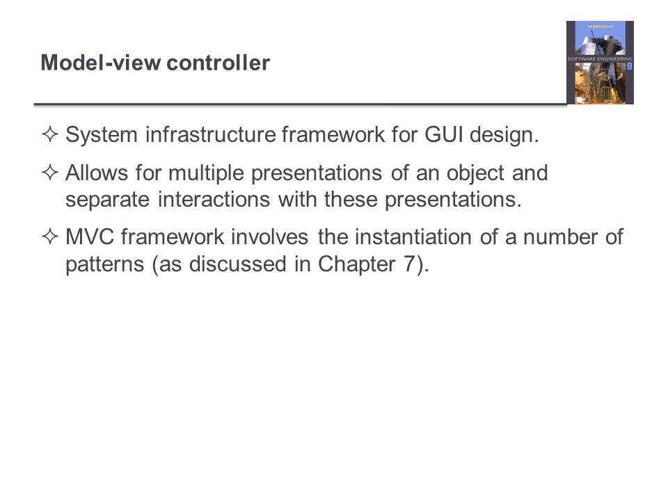 Model-view controller