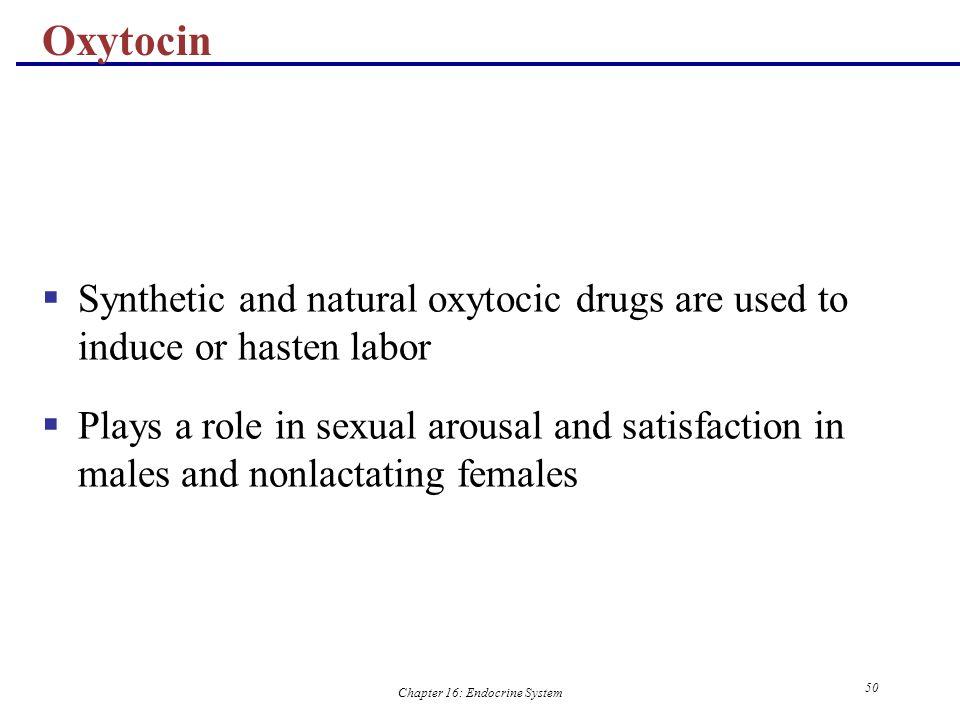 Chapter 16: Endocrine System