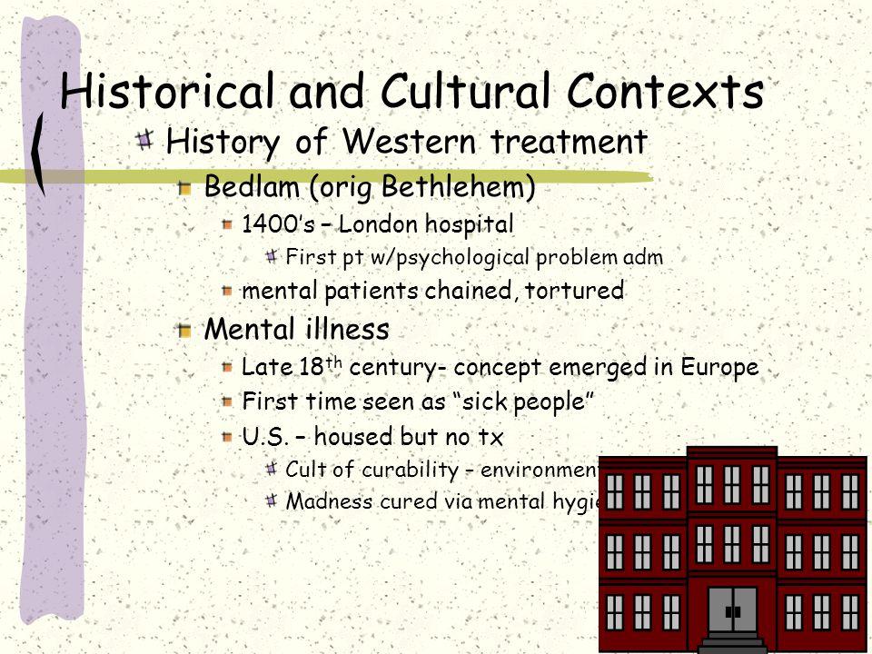 Historical and Cultural Contexts