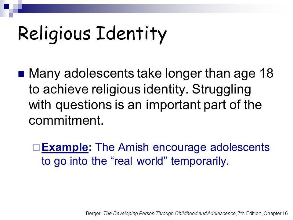 Religious Identity