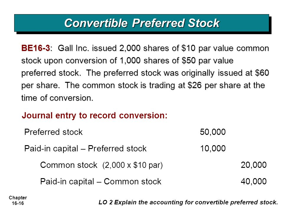 Converting options to restricted stock